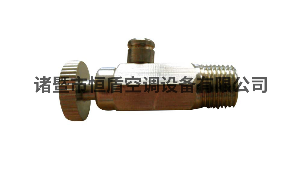 塑料放气阀 - 诸暨市恒盾空调设备有限公司